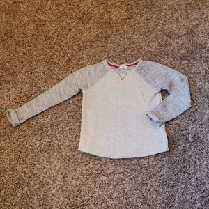 EUC Land's End shimmery sweater